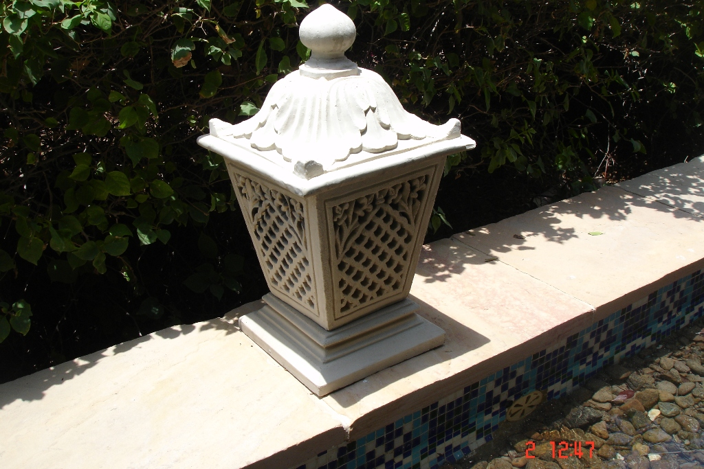 GRC Ornamental products