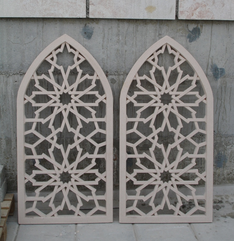 GRC Decorative screens
